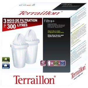 Pack de 2 cartouches filtrantes Easy Filtra+