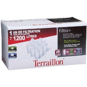 Pack de 8 cartouches filtrantes Easy Filtra+
