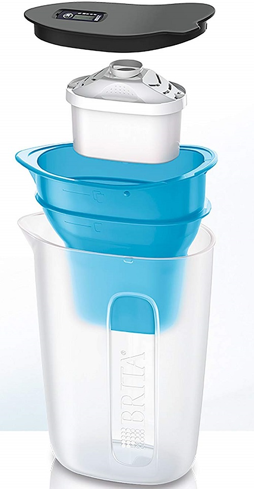 Carafe filtrante Brita - Fill&Enjoy Fun - Composants